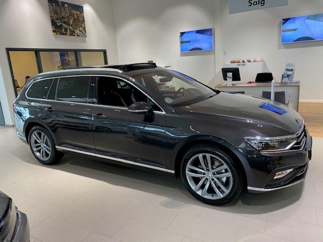 Volkswagen Passat Variant - Elegance PLUS 2.0 TDI SCR 190PS/140kW DSG7 2020 Lagerfahrzeug