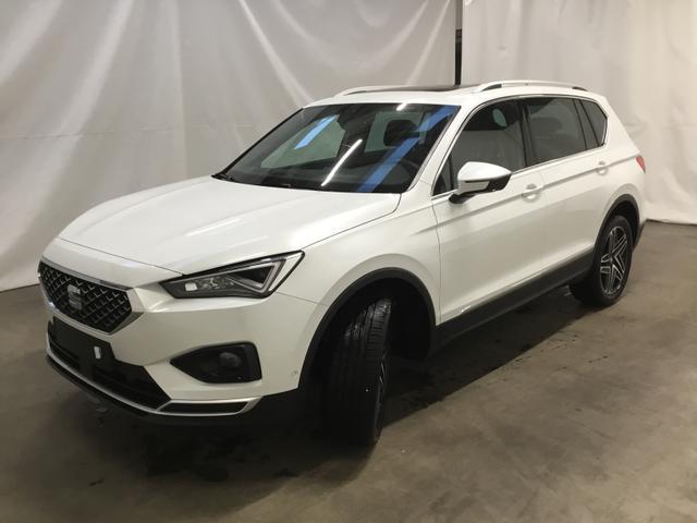 Seat Tarraco FR 2.0 TSI 4WD 7-Sitzer 190PS/140kW DSG7 2021