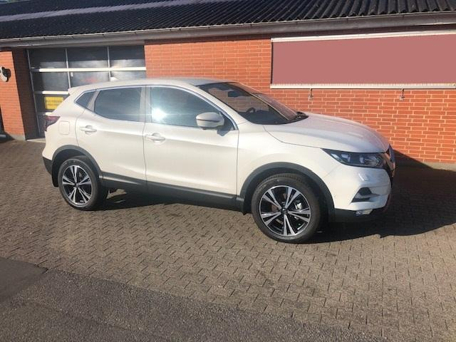 Qashqai      N-Connecta 1.5 dCi 115PS/85kW DCT 2019