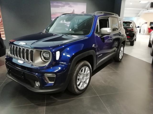 Renegade Limited 1.3 PHEV 4x4 190PS/140kW AUT6 2020