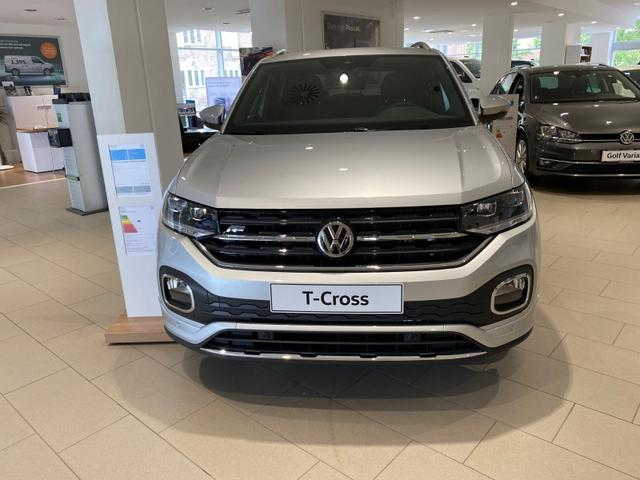 T-Cross Style Team 1.0 TSI 110PS/81kW DSG7 2021