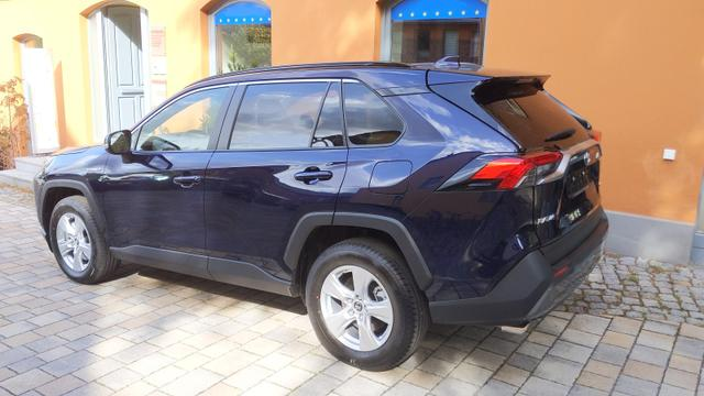 Toyota (EU) RAV4 H3 2.5 Hybrid 218PS/160kW CVT 2021
