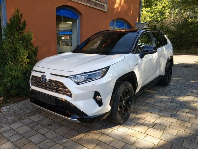Toyota RAV4 - H3 Style 2.5 Hybrid 218PS/160kW CVT 2021 Bestellfahrzeug frei konfigurierbar