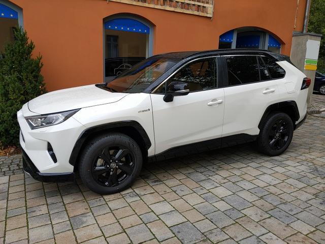 Toyota (EU) RAV4 H3 Style 2.5 Hybrid 218PS/160kW CVT 2021