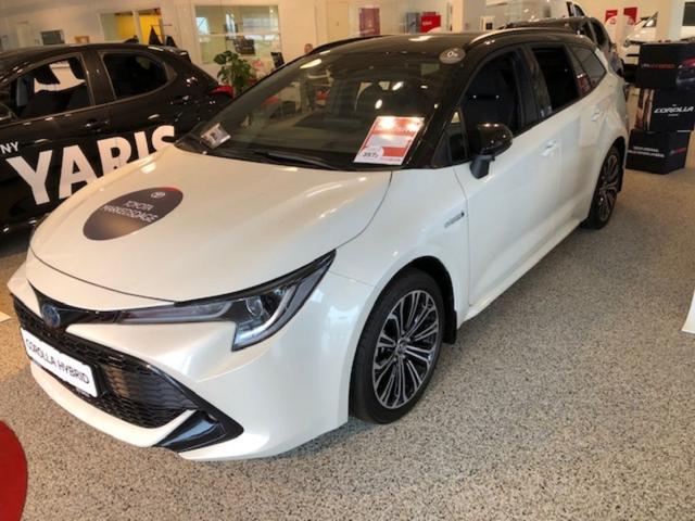 Toyota Corolla Touring Sports - H3 Design Premium 1.8 Hybrid 122PS/90kW CVT 2019