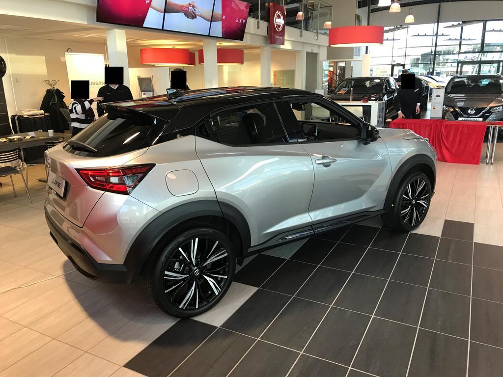 Nissan Juke N-Design 1.0 DIG-T 117PS/86kW DCT 2021 ...