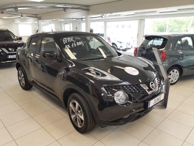 Juke      N-Connecta 1.0 DIG-T 117PS/86kW DCT 2021