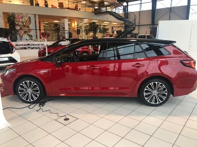 Corolla Touring Sports H3 Design Premium 1.8 Hybrid 122PS/90kW CVT 2019