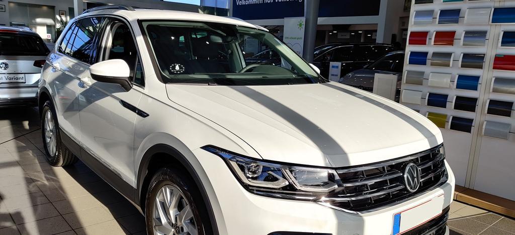 Volkswagen Tiguan Elegance 2.0 TDI SCR 150PS/110kW DSG7 ...
