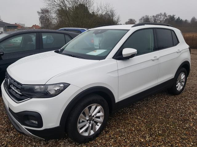 T-Cross      Life Team 1.0 TSI 110PS/81kW DSG7 2021