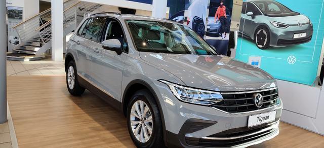Volkswagen Tiguan - Life 1.5 TSI EVO ACT 150PS/110kW 6G 2021 Bestellfahrzeug frei konfigurierbar