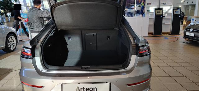 Volkswagen Arteon R-Line 2.0 TDI EVO SCR 200PS/147kW DSG7 2021