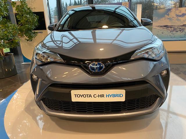 Toyota C-HR - C-ENTER 1.8 Hybrid 122PS/90kW CVT 2021 Bestellfahrzeug frei konfigurierbar