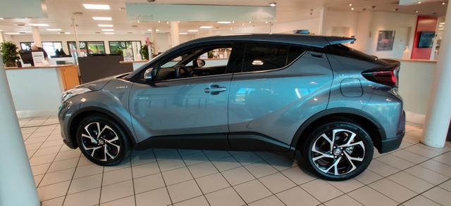 C-HR C-LUB Smart 1.8 Hybrid 122PS/90kW CVT 2021