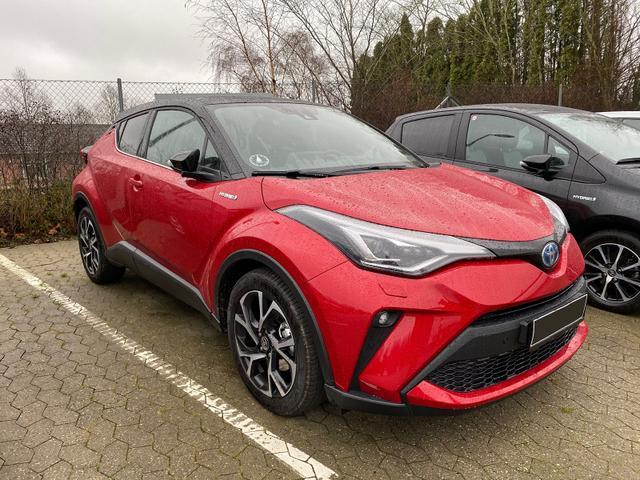 Toyota C-HR - C-HIC 1.8 Hybrid 122PS/90kW CVT 2021 Bestellfahrzeug frei konfigurierbar