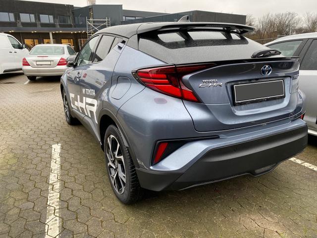 C-HR C-LUB Premium 1.8 Hybrid 122PS/90kW CVT 2021