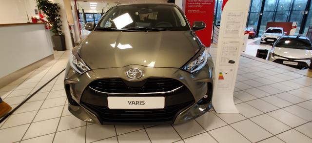 Toyota Yaris - T3 1.0 VVT-I 72PS/53kW 5G 2021 Bestellfahrzeug, konfigurierbar