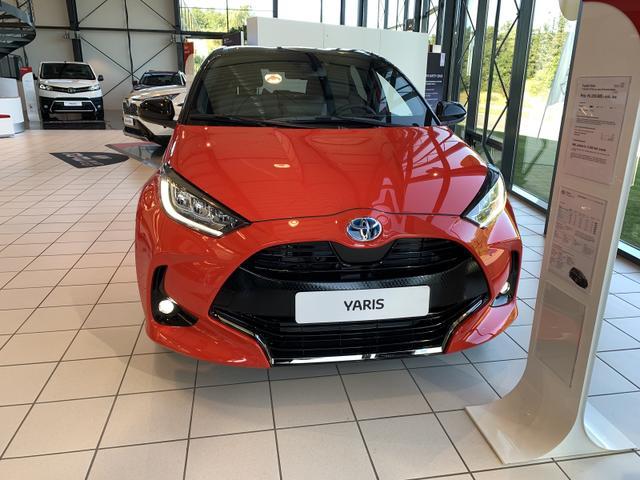 Toyota Yaris - H3 Style 1.5 VVT-i Hybrid 116PS/85kW CVT 2021 Bestellfahrzeug, konfigurierbar