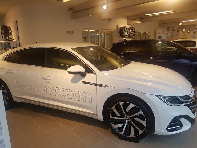 Volkswagen Arteon - R-Line 2.0 TSI 190PS/140kW DSG7 2020 Vorlauffahrzeug kurzfristig verfügbar
