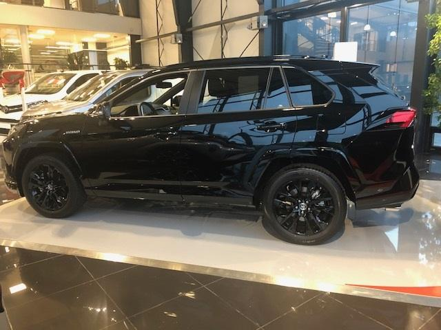 RAV4 H3 Black Edition 2.5 Hybrid 218PS 160kW CVT 2021