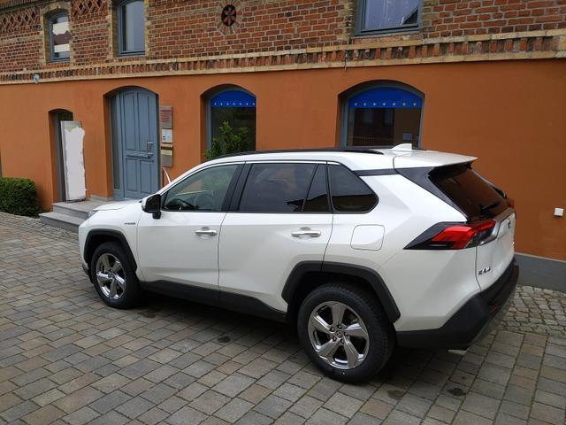 Toyota (EU) RAV4 H4 2.5 Hybrid 218PS 160kW CVT 2021