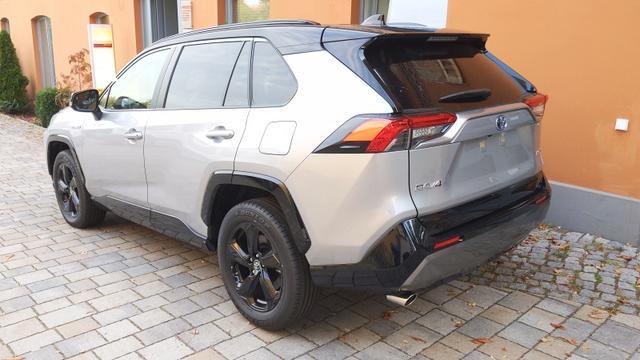 RAV4 H3 Style 2.5 Hybrid 222PS 163kW CVT AWD-i 2021