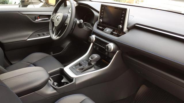 RAV4 H3 Style 2.5 Hybrid 218PS 160kW CVT 2021