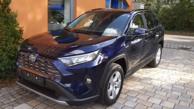 Toyota (EU) RAV4 T3 2.0 VVT-i 175PS 129kW 6G 2021