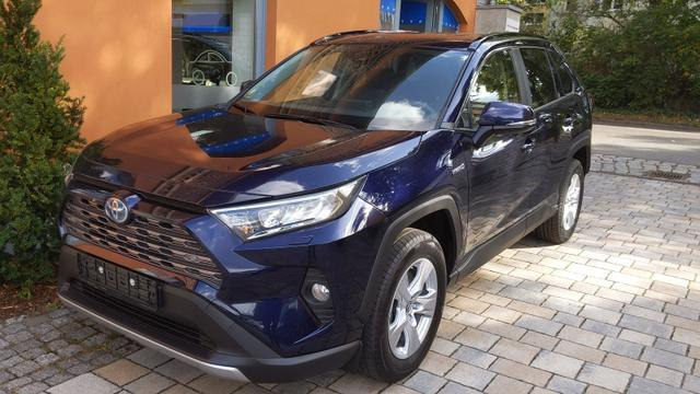 Toyota (EU) RAV4 T3 Comfort 2.0 VVT-i 175PS 129kW CVT 2021