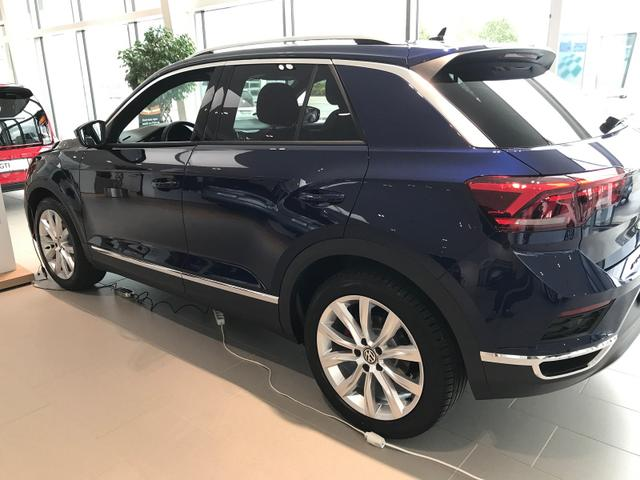 T-Roc Sport Team 2.0 TDI SCR 150PS/110kW DSG7 2021