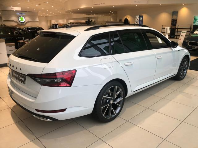 Superb Combi Sportline 2.0 TSI 190PS/140kW DSG7 2021