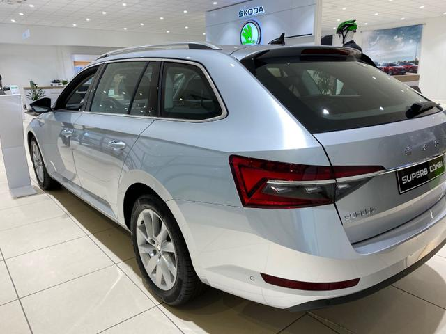 Superb Combi iV Plus 1.4 TSI Plug-in Hybrid 218PS/160kW DSG6 2021