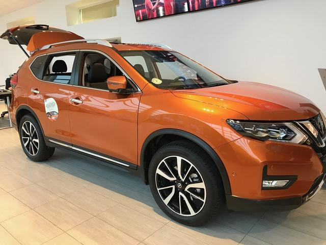 X-Trail Tekna Pro Moonroof 1.7 dCi 150PS/110kW Xtronic 2021