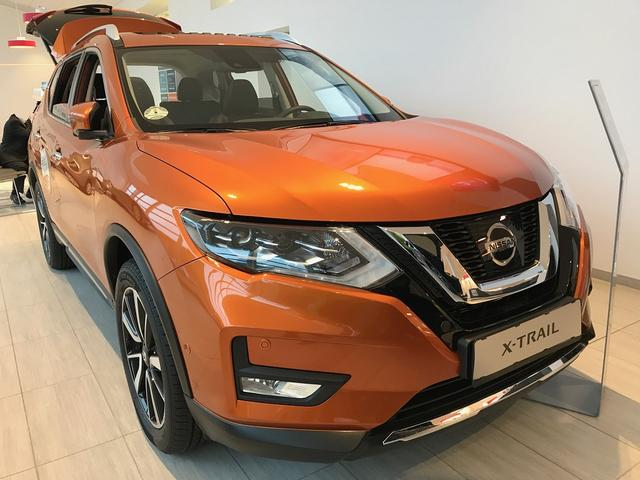 X-Trail      Tekna Pro Moonroof 1.7 dCi 150PS/110kW 6G 2021