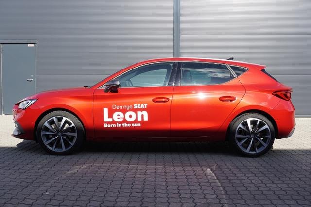 Leon Xcellence 1.5 TSI 150PS 110kW 6G 2021