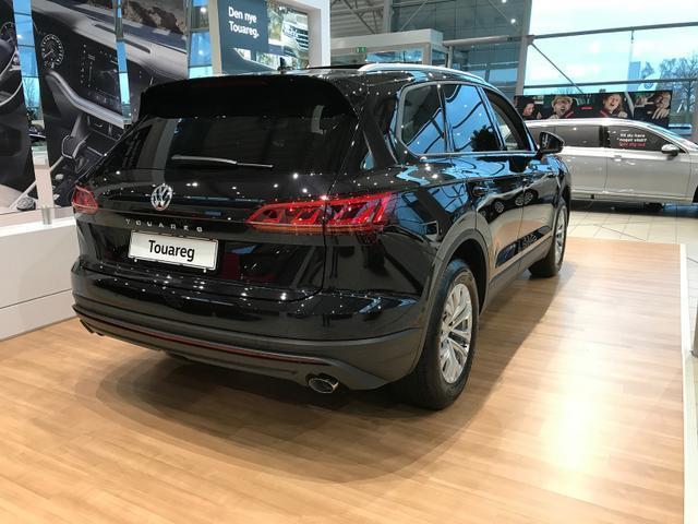 Touareg Elegance 3.0 TDI SCR 4Motion 286PS/210kW AUT8 2021