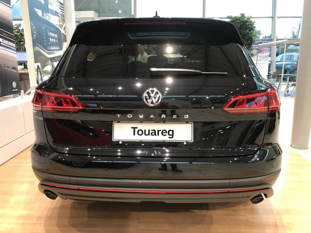 Touareg Basis 3.0 TDI SCR 4Motion 231PS/170kW AUT8 2021