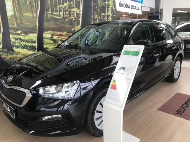 Scala      Dynamic 1.0 TSI 110PS/81kW DSG7 2021