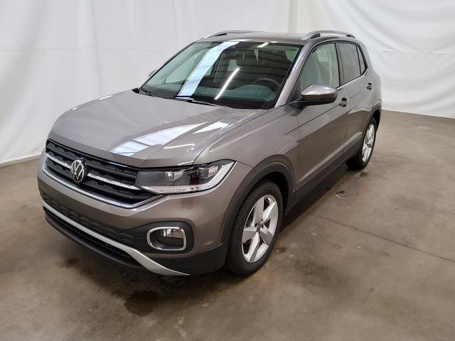 Volkswagen (EU) T-Cross      Style Team 1.0 TSI 110PS/81kW DSG7 2021