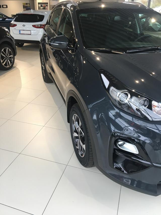 Sportage Active 1.6 T-GDI 177PS/130kW 4WD DCT7 2021