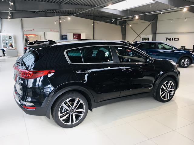Sportage GT-Line 1.6 T-GDI 177PS/130kW 4WD DCT7 2021