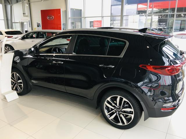 Sportage GT-Line 1.6 CRDI MHEV 136PS/100kW DCT7 2021