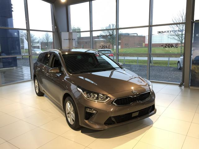 Ceed Sportswagon      Comfort 1.5 T-GDI MHEV 160PS/118kW DCT 2021