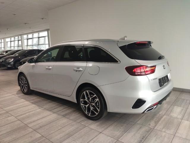 Ceed Sportswagon GT-Line 1.6 CRDI MHEV 136PS/100kW DCT 2021