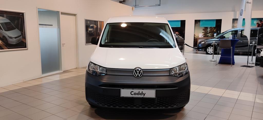 Volkswagen Caddy Cargo 2.0 TDI 102PS/75kW 6G 2021