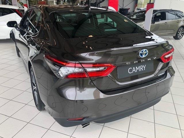 Camry H3 Executive 2.5 VVT-i Hybrid 218PS/160kW CVT 2021