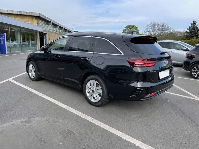 Ceed Sportswagon GT-Line 1.5 T-GDI MHEV 160PS/118kW DCT 2022
