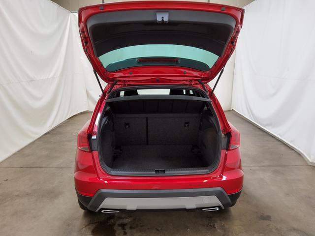 Seat (EU) Arona FR 1.5 TSI 150PS/110kW DSG7 2021