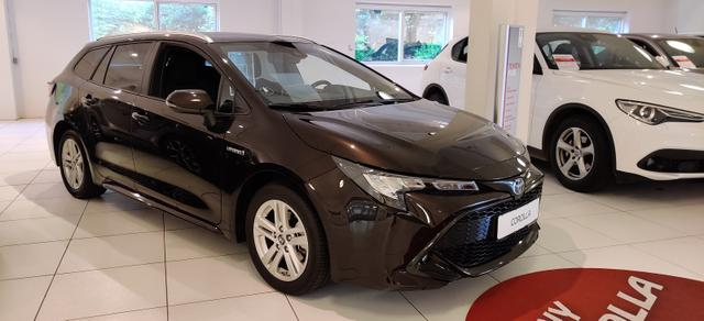 Corolla Touring Sports      Active Smart 2.0 Hybrid 180PS/132kW CVT 2021