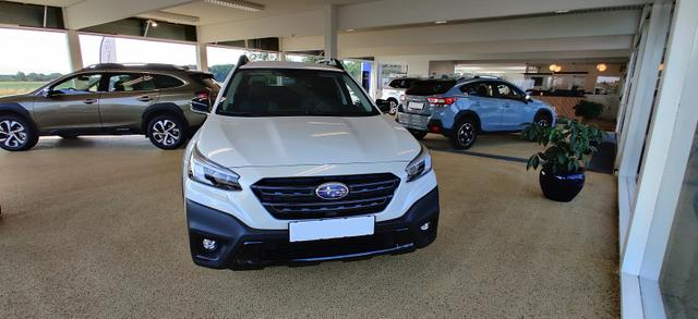 Outback Field 2.5i 169PS/124kW Lineartronic 4WD 2021